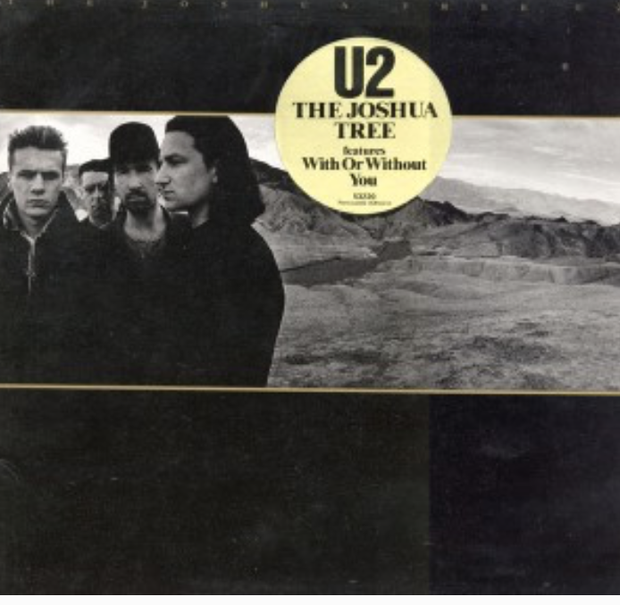 Today U2 Released Their 5th Studio Album The Joshua Tree